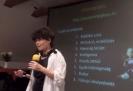 Dr. Gyarmathy Éva PhD előadása